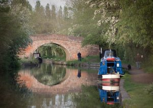 Braunston 1 by Warren Strickland