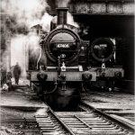 47406 STEAM TRAIN by Ken Garside