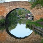 BRAUNSTON CANAL by Jean Sutton