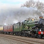 GREAT WESTERN GLORY by Jack Hemming